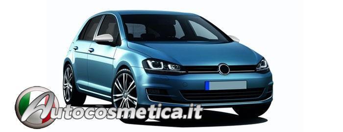 Cofano Cornice Striscia Personalizzata Profilo in Acciaio satinato FIAT 500L L